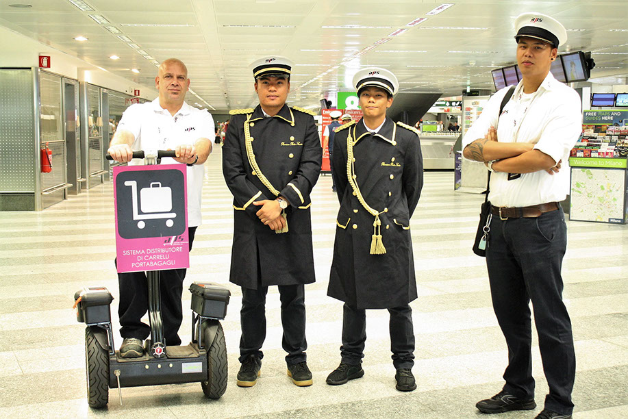 APS SIGNS 10 YEAR CONTRACT FOR THE LUGGAGE TROLLEY MANAGEMENT AT ISTANBUL NEW AIRPORT